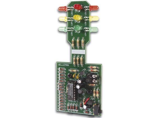 Velleman MK131,  Byggesett trafikklys Elektronikk