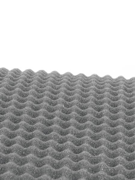 Eggshape Insulation Mat,ht 20mm,100x206cm