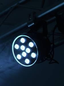 Bilde av EUROLITE LED PAR-56 TCL